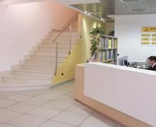 Ingresso uffici Giemme Group